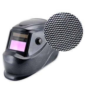 STAHLWERK ST 450 RC Vollautomatik Schweißhelm Schweißmaske Schweißschild in Carbon Optik