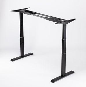 Höhenverstellbarer Tisch elektrisch höhenverstellbarer Tischständer Schwarz