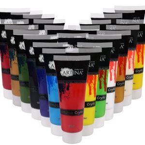 Artina Farbset Acrylfarbenset 24 x 120 ml
