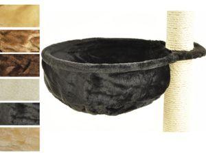 Liegemulde Hängematte für Serie Sigurd schwarz, Ø  40 cm