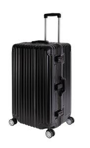 Travelhouse London - Sports Trunk Koffer, Trolley XL, schwarz