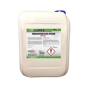 Flotex Dieselpartikelfilter Spülung, 5L Intensiv Partikelfilterspülung Diesel