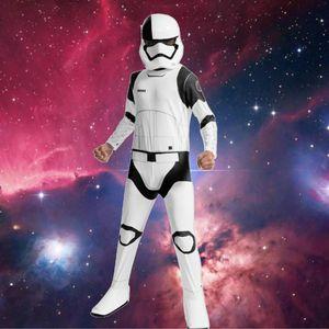 Star Wars Kostüm Executioner Trooper Kids, Größe:L (7-9 Jahre)