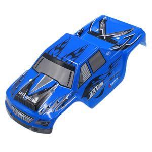 1/18 Karosserie Rennwagen Kunststoffkarosserie Für Wltoys A979 04 1/18 Truck Upgrade, Blau