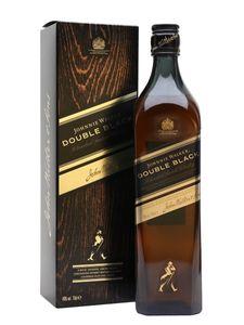 Johnnie Walker Double Black Blended Scotch Whisky | 40 % vol | 0,7 l