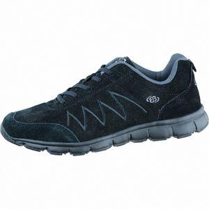 Brütting Glendale Leder Sport Sneaker schwarz, 4235150/45