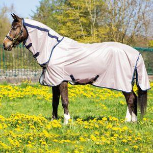 Horseware Mio Fly Rug - bronce/navy, Größe:115