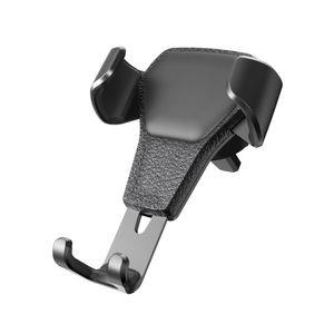 Handyhalterung Auto Air Vent Gravity Design Handyhalter Halterung Cradle Stand fuer Handy GPS KFZ