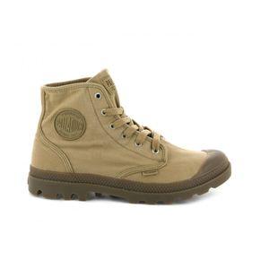 Palladium Herren High-Top Sneaker Braun Schuhe, Größe:44