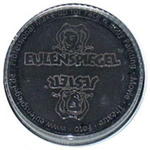 Eulenspiegel - Profi-Aqua Make-up Schminke - 20 ml, Farbe:Schwarz