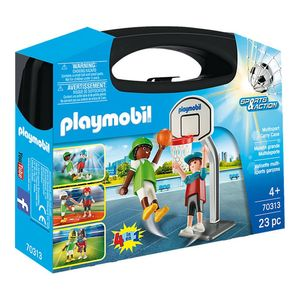 PLAYMOBIL Sports & Action Multisport Carry Case, Junge, 4 Jahr(e), Mehrfarben