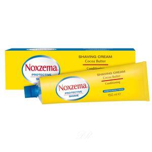 NOXZEMA Cocoa Butter Rasiercreme 150ml (gelb)