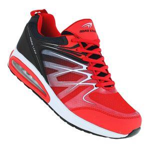 Art 414 Neon Luftpolster Turnschuhe Schuhe Sneaker Sportschuhe Neu Herren, Schuhgröße:43
