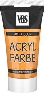 VBS Acrylfarbe, 75 ml Kadmiumgelb-Dunkel, imitiert