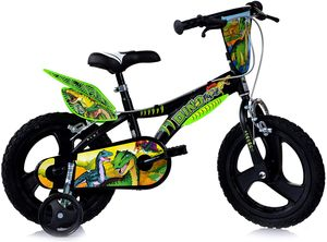 "DINO Bikes - Children's bicycle - 16 ""616LDS T Rex 2019"