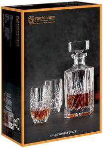 Nachtmann 102966 Palais Whiskyset 3tlg