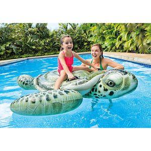 Intex 57555NP RideOn Realistic Sea Turtle