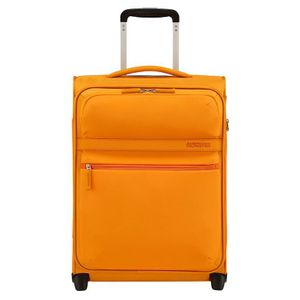 American Tourister Matchup Upright 55/20 TSA Popcorn Yellow Koffer mit 2 Rollen Weichgepäck