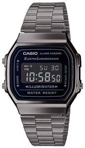 Casio Armbanduhr Vintage A168WEGG-1BEF Digitaluhr