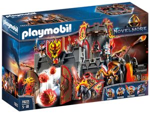 PLAYMOBIL® Festung der Burnham Raiders, 70221