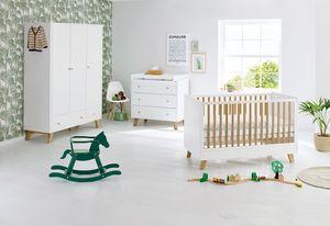Kinderzimmer 'Pan' breit groß