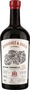 Javier Rodriguez Rodriguez & Sanzo Tempranillo Whisky-Fass D.O. (1x 0,75l) Rotwein trocken