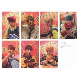 Fans Geschenke Kpop Bangtan Jungen BANGTAN JUNGEN J-HOPE SUGA JIMIN Stil Foto Postkarte Signatur Lomo Karten Set -H04