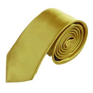 Beiläufige Uni Feste Dünne Dünne Schmale Krawatte Männer Binden