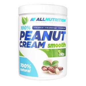 100% Erdnussbutter 1kg Peanut Butter Protein Eiweiß Aufstrich Erdnusscreme ohne Zuckerzusatz Brotaufstrich