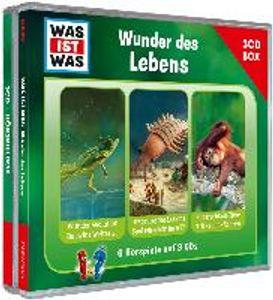 Tessloff Medienvertrieb GmbH & Co KG WIW 3-CD Box Wunder des Lebens 0 0 STK