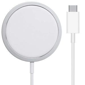 Für Apple iPhone 12 / 12 Pro/Max/Mini MagSafe 15W magnetisches Schnellladegerät Pad