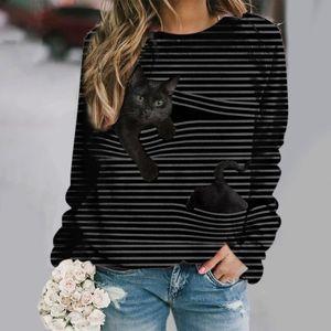 Lässige T-Shirt-T-Shirt-Top-Bluse mit langem Ärmel und langem Ärmel und T-Shirt für Frauen JZZ201028576 Größe:XXXL,Farbe:Grau