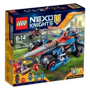Lego 70315 Nexo Knights - Klingen-Cruiser