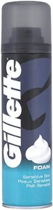 Gillette Classic, 200ml Sensitive Skin Shaving Foam