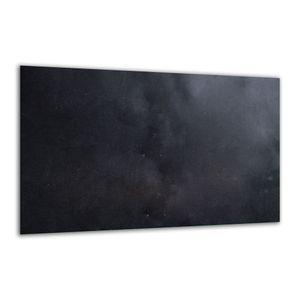 Herdabdeckplatte Ceran 80x52 Abstrakt Schwarz Abdeckung Glas Spritzschutz Deko