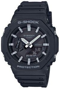 Casio G-Shock Uhr GA-2100-1AER Armbanduhr schwarz