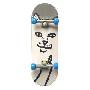 1 x Mini Finger Skateboard EIN 110 x 32 mm Mini süßes Griffbrett