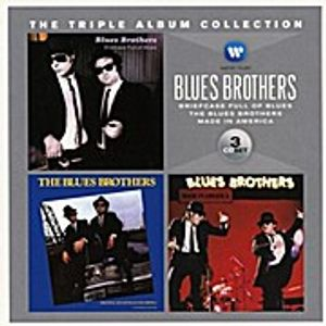 Blues Brothers,The-The Triple Album Collection