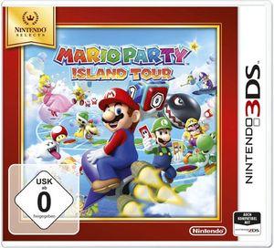 Nintendo Mario Party - Island Tour [3DS]