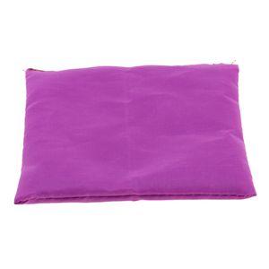 Doppelschicht Cornhole Bag - Sitzsack zum Werfen Mais Loch Spiel lila 10 x 10 cm
