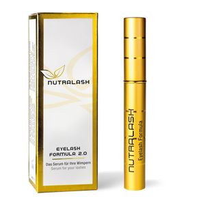 NUTRALASH Eyelash - Aktives Wimpernserum  Germany, 1er Pack (1 x 1ml)