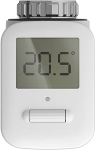 Telekom Smart Home Heizkörperthermostat – DECT | Weiß | Statusnachrichten