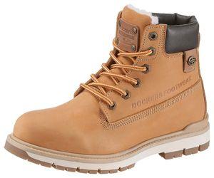 Dockers by Gerli 43LU101 Herren Combat Desert Boots Stiefel Golden Tan, Größe:D 43, Farbe:Golden Tan
