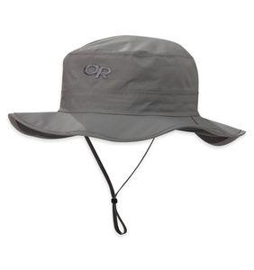 Outdoor Research - Helios Rain Hat, Größe:L, Farbe:pewter