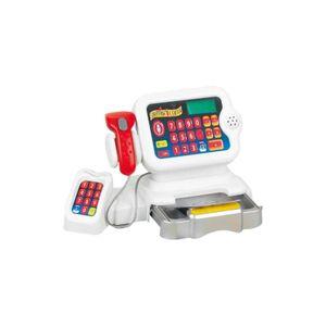 Theo Klein 9420 Elektronische Kasse mit Funktionen