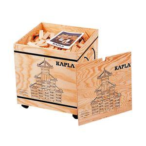 KAPLA® Kiste mit 1.000 KAPLA-Holzplättchen