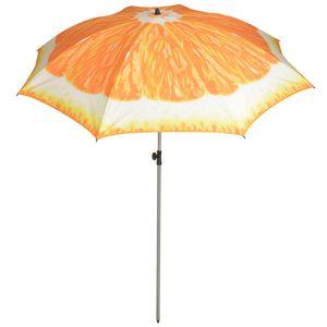 Esschert Design Schirm Orange 184 cm TP264