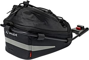 VAUDE Off Road Bag Satteltasche, Farbe:black, Größe:S