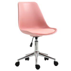SVITA EDDY Schreibtischstuhl für Kinder Drehstuhl Kinderschreibtischstuhl Rosa