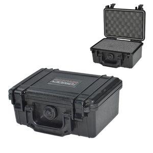 Wasserfeste Sicherheitsbox ABS-Kunststoff-Werkzeugkoffer Outdoor Tactical Dry Box Versiegelte Sicherheitsausruestung Lagerung Outdoor-Werkzeugbehaelter